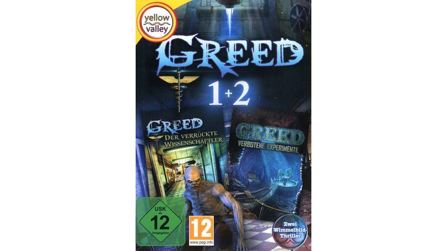 Greed 1 2