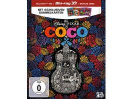 Coco Lebendiger als das Leben Blu ray 2D Bonus Disc