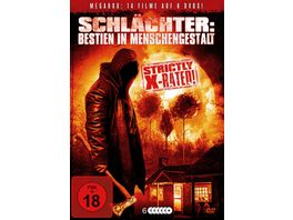 Schlaechter Bestien in Menschengestalt 6 DVDs