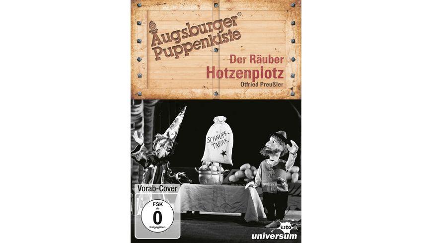 Augsburger Puppenkiste Der Raeuber Hotzenplotz