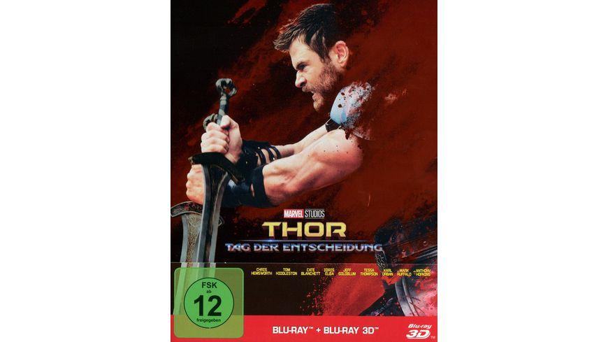 Thor Tag der Entscheidung Blu ray 2D