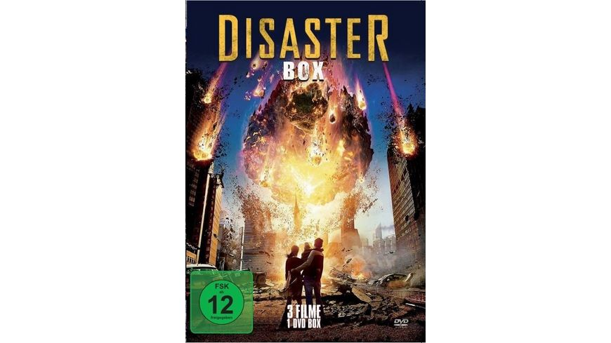 Disaster Box 3 Filme