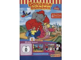 Benjamin Bluemchen Die Huepfburg In Indien