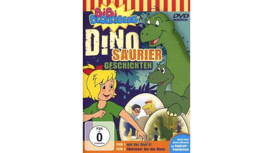 Bibi Blocksberg Dinosauriergeschichten
