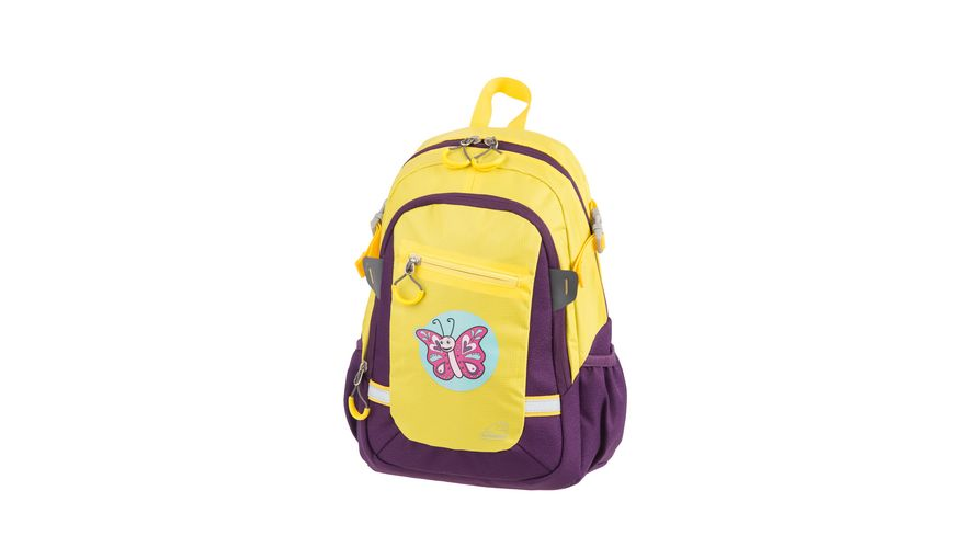 Kinderrucksack Little yellow butterfly