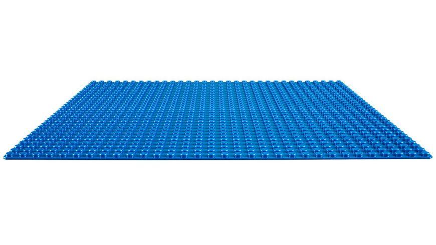 LEGO Classic 10714 Blaue Bauplatte