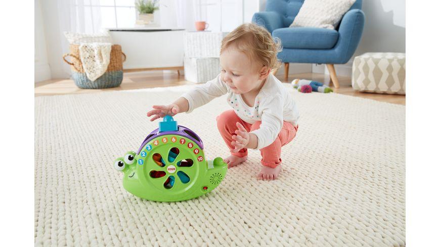 Fisher Price Babys Musikschnecke