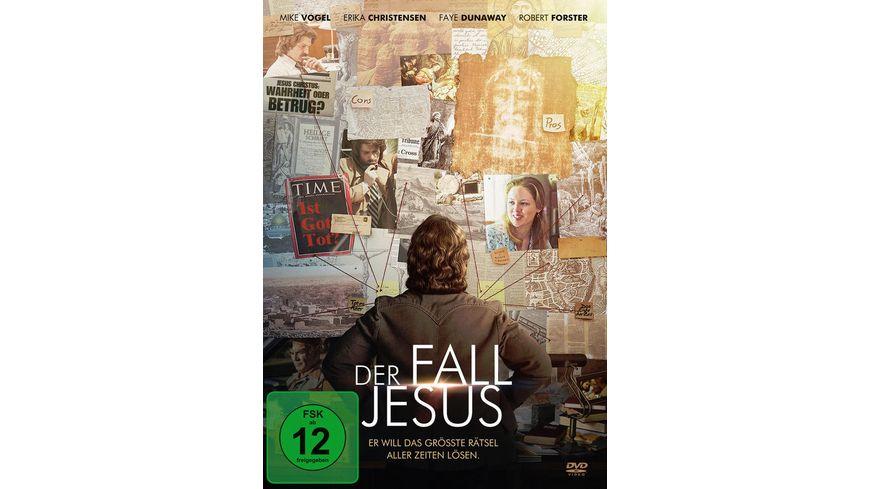Der Fall Jesus Er will das groesste Raetsel aller Zeiten loesen