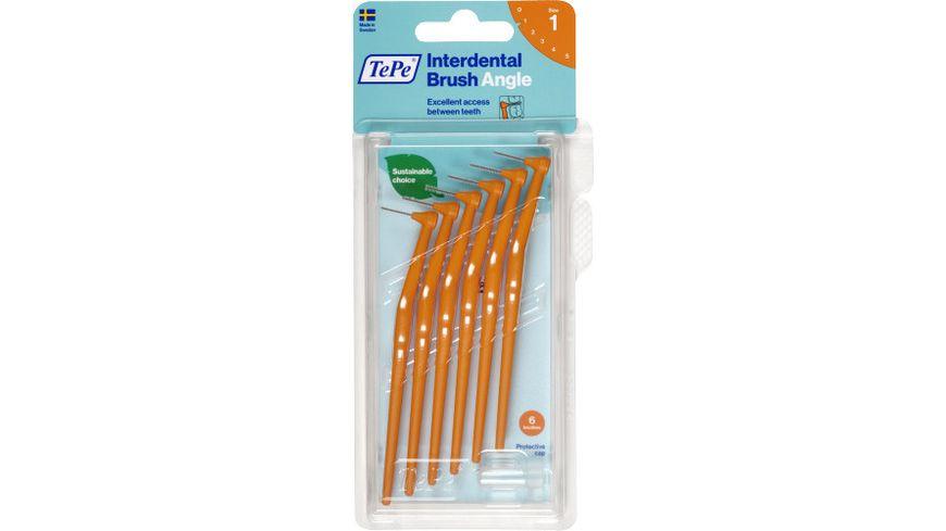 TePe Interdentalbuersten Angle Orange 0 45mm