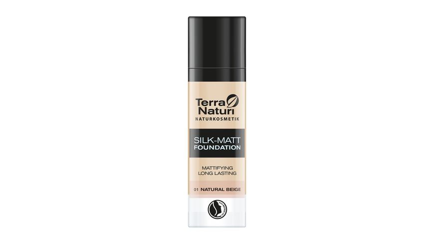 Terra Naturi Silk Matt Foundation