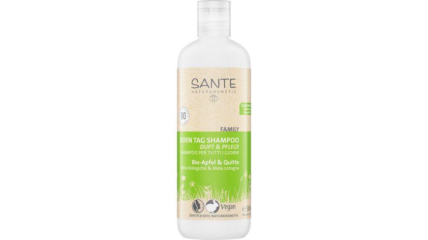 SANTE Family Jeden Tag Shampoo Bio Apfel Quitte
