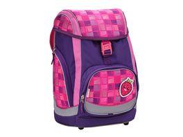 BELMIL COMFY PACK Schulrucksack 3teilig Pink Purple Harmony