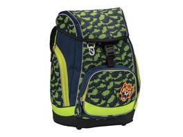 Jolly Belmil Comfy Pack 43teiliges Schulrucksack Set Green Cubic