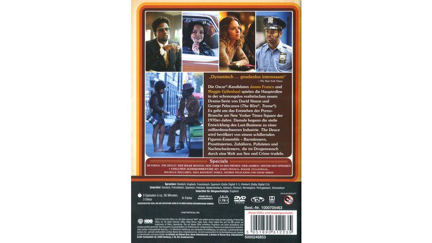 The Deuce Die komplette 1 Staffel 3 DVDs