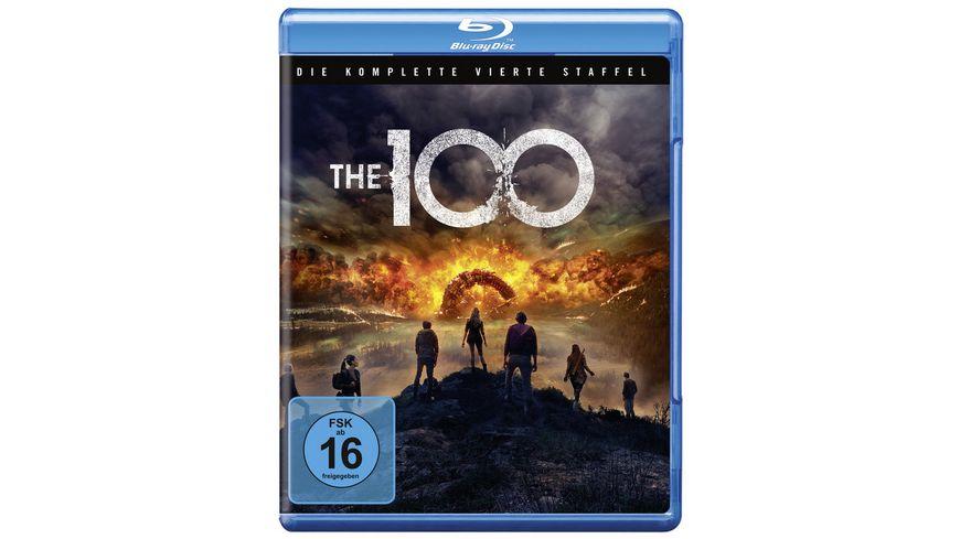 The 100 Die komplette 4 Staffel 2 BRs