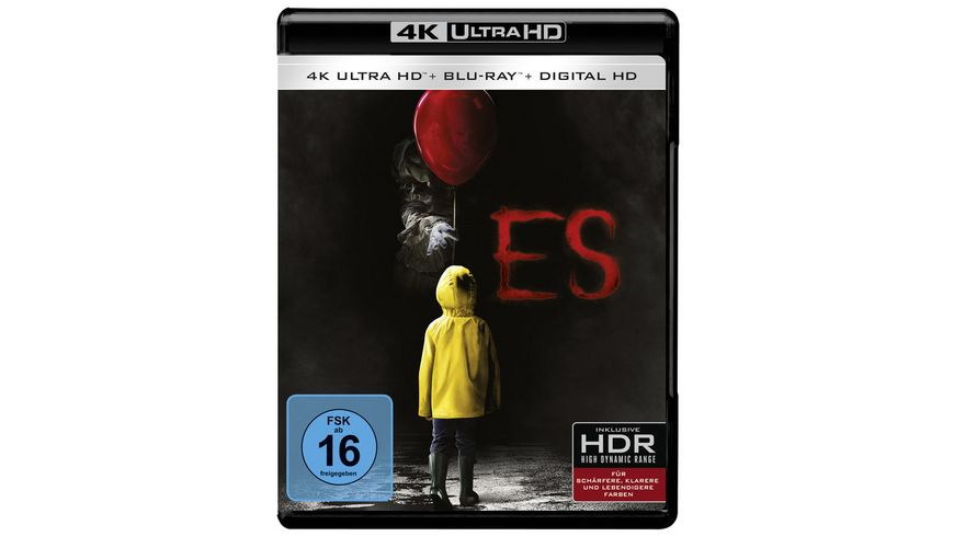 Es 4K Ultra HD Blu ray 2D