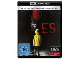 Es Neuverfilmung 4K Ultra HD Blu ray 2D