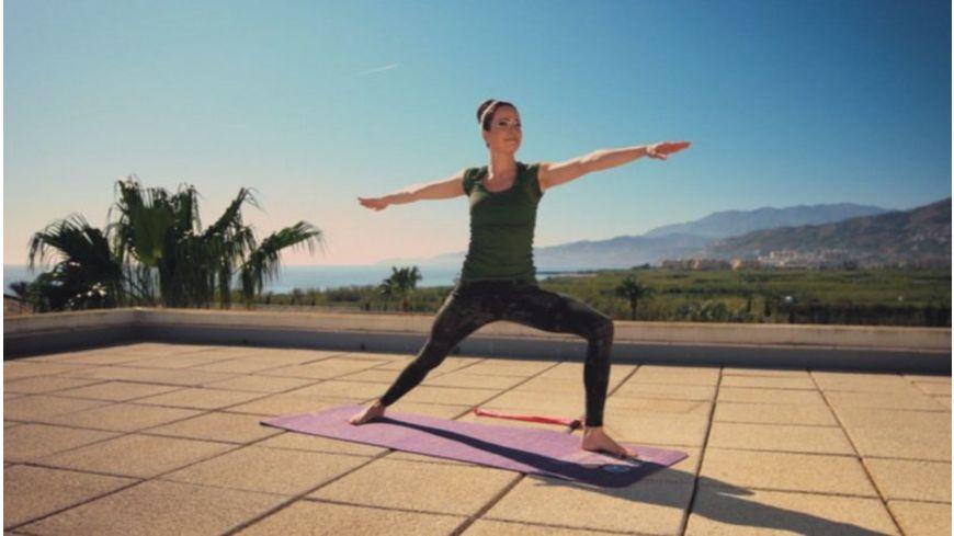 Yogatherapie Gestaerkt durchs Leben mit Yoga