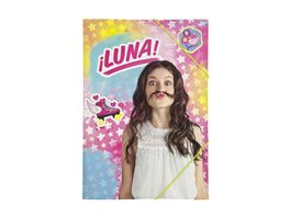 Undercover Gummizugmappe A3 Soy Luna