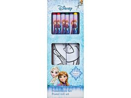 Posterrollen Set Frozen
