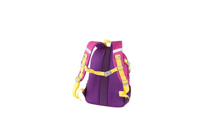 SCHNEIDERS Owl Kids Backpack Fuchsia