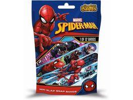 CRAZE Slap Snap Band SPIDER MAN