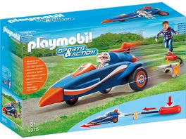 PLAYMOBIL 9375 Sports und Action Stomp Racer