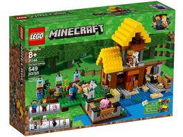 LEGO Minecraft 21144 Farmhaeuschen