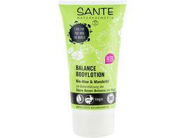 SANTE Balance Bodylotion Bio Aloe Mandeloel