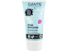 SANTE Hydro Bodylotion Bio Gurke Aloe