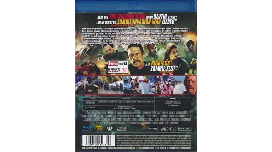 Zombie Invasion War SE inkl 2D Version