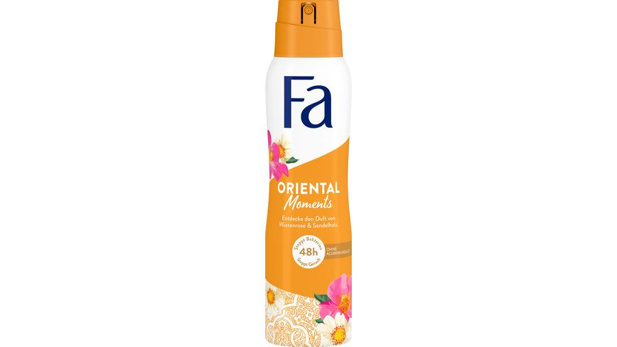 FA Deospray Oriental Moments