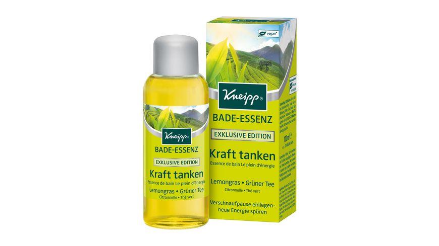 Kneipp Bade Essenz Kraft Tanken