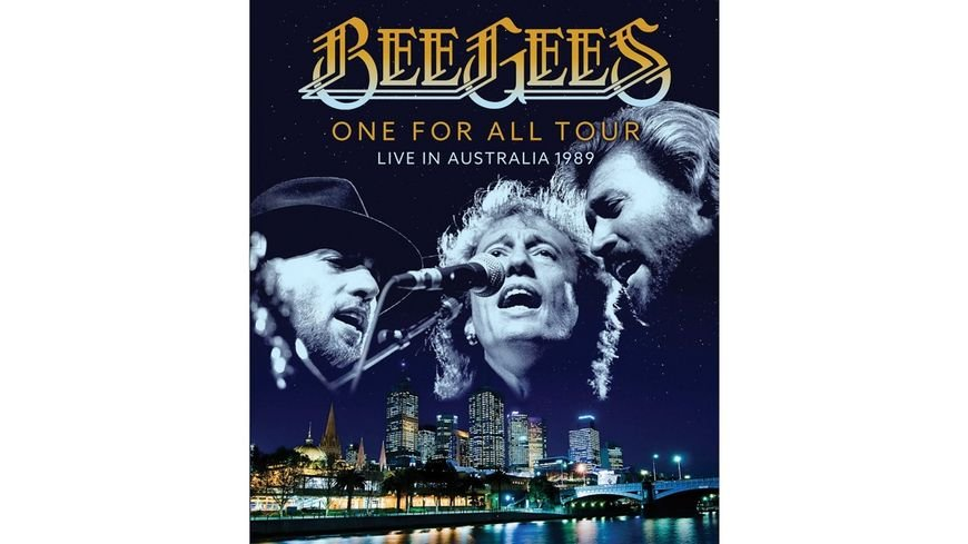 One For All Tour Live In Australia 1989 Blu Ray
