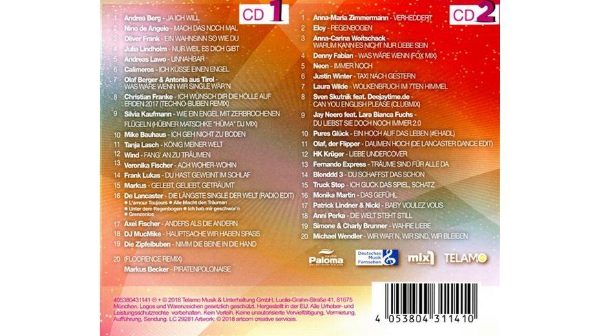 Die offiziellen dt Party Schlager Charts Vol 9