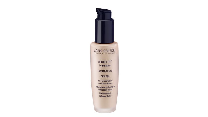SANS SOUCIS Perfect Lift Foundation