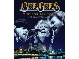One For All Tour Live In Australia 1989 DVD