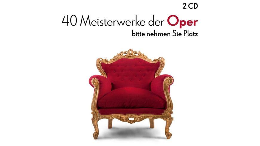 40 Meisterwerke Der Oper