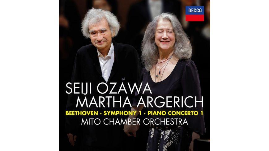 Beethoven Sinfonie 1 Klavierkonzert 1