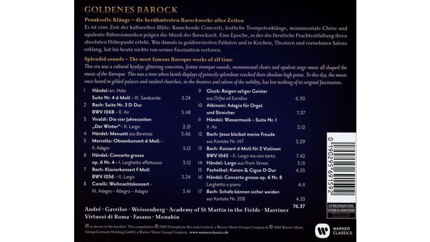 Goldenes Barock