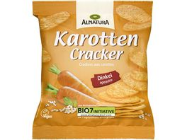 Alnatura Karotten Cracker