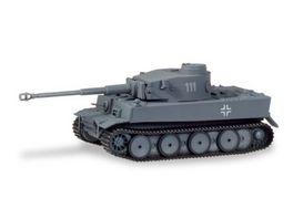 Herpa 745987 Military Panzerkampfwagen Tiger Ausf H1 dekoriert Russland Nr 111