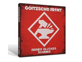 Deines Glueckes Schmied Ltd Digipak