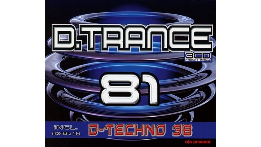 D Trance 81 Incl D Techno 38