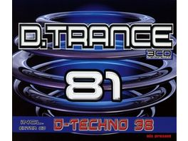 D Trance 81 Incl D Techno 38