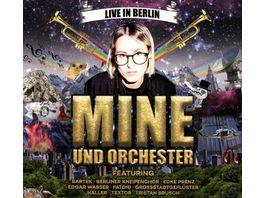 Mine Orchester Live In Berlin
