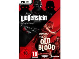 Wolfenstein The New Order The Old Blood