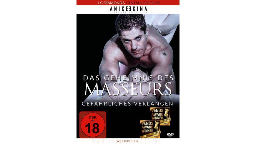 UC Diamonds Cinema Edition Das Geheimnis des Masseurs Gefaehrliches Verlangen