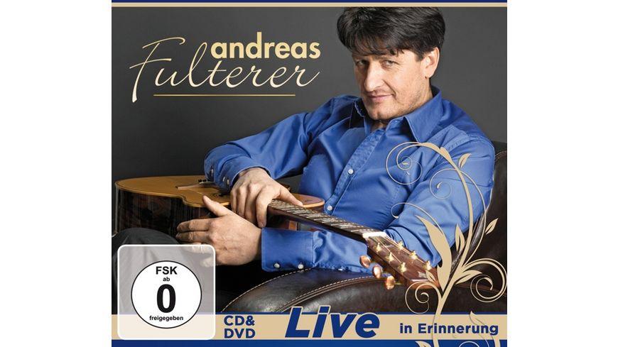 Live In Erinnerung CD DV