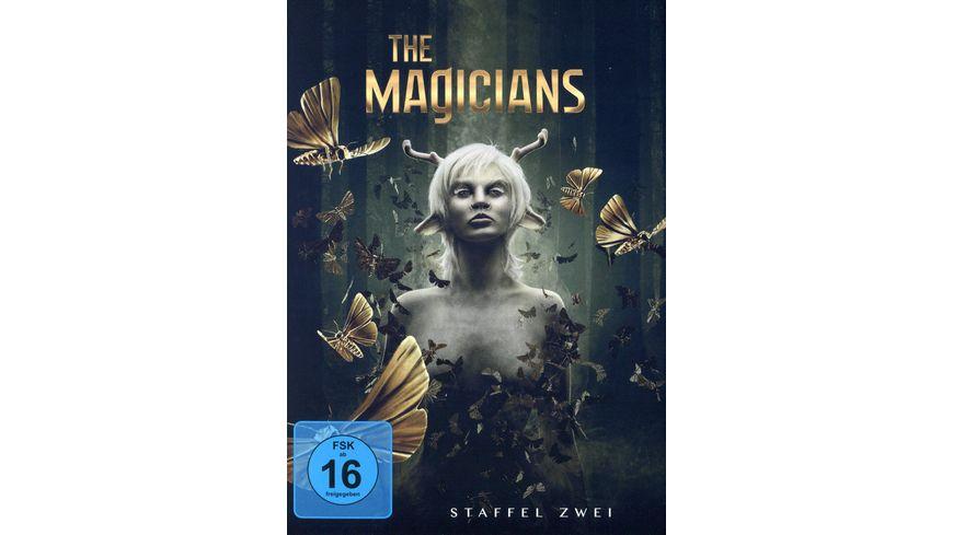The Magicians Staffel 2 4 DVDs